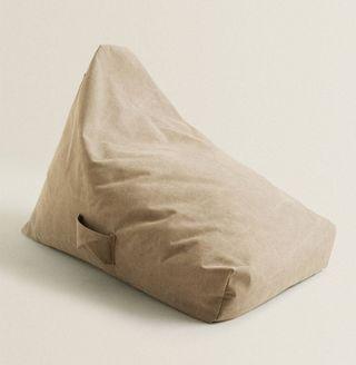 Sillón puf de Zara Home
