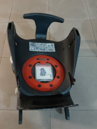 Base isofix giratoria