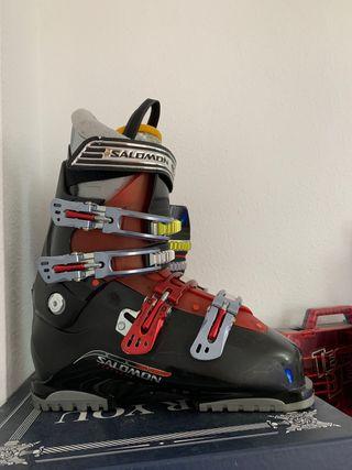 Botas de esquí Salomón