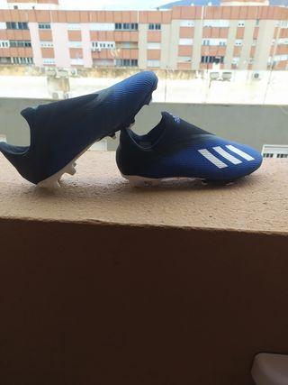 Botas de futbol tacos