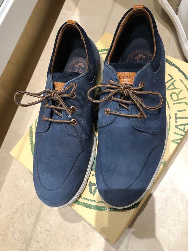 Zapato PANAMA JACK como nuevo