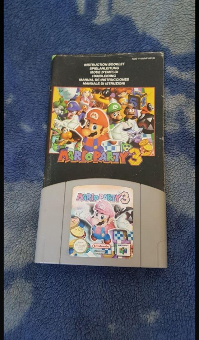Mario Party 3 Nintendo 64