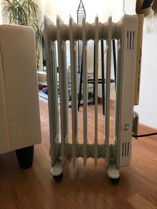 Estufa Radiador Calefactor Electrico