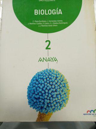 Anaya, Biología.