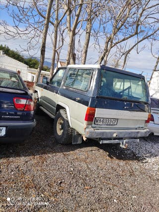 Nissan Patrol 1995
