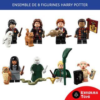 8 Minifigures / Figurines LEGO Harry Potter | NEW