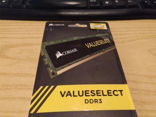 MEMORIA CORSAIR DDR3 1600MHz 4GB CL11