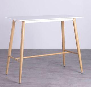 mesa alta estilo ikea