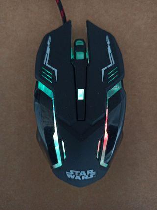 Ratón gaming starwars
