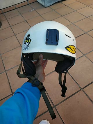 Casco esquí freestyle
