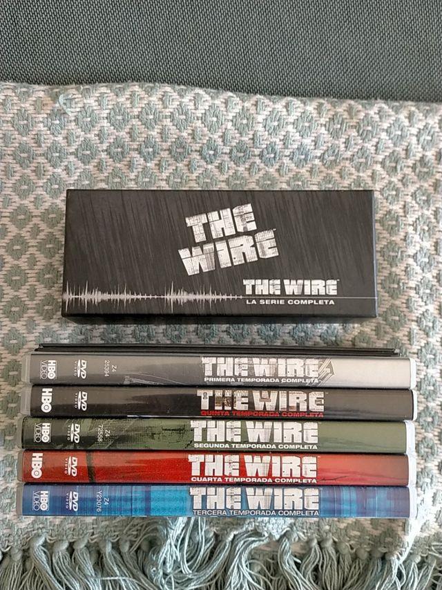 serie the wire completa