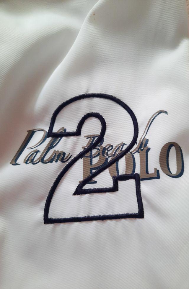 chaqueta polo palm beach
