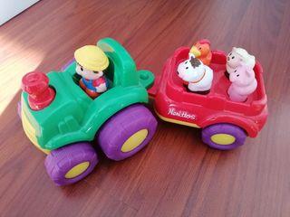 Tractor de Nenittos