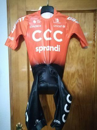 Maillot CCC Team talla M