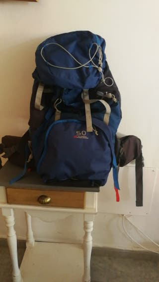 mochila de senderismo