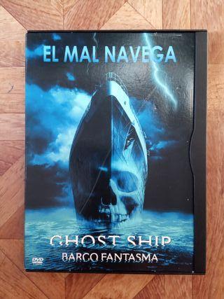 GHOST SHIP - BARCO FANTASMA