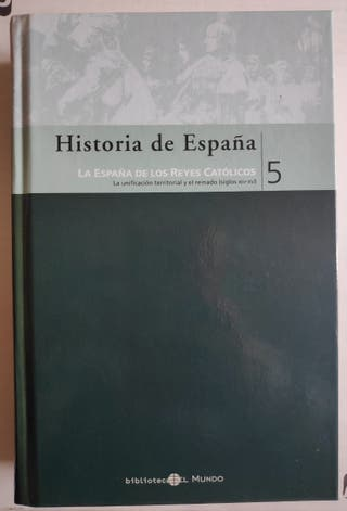 Historia de España. La España de los Reyes Católic