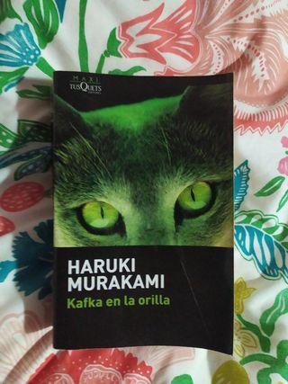 Haruki Murakami Kafka en la orilla