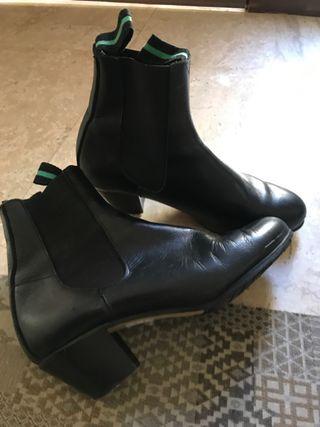Botas flamenco