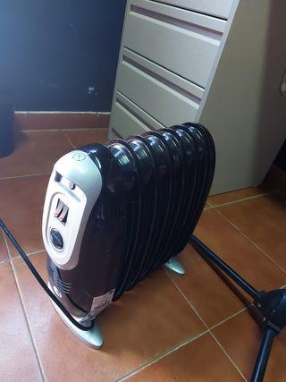 Calefactor radiador Electrico aceite , nuevo !