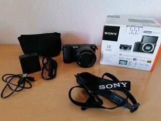 Cámara Sony Alpha 5100