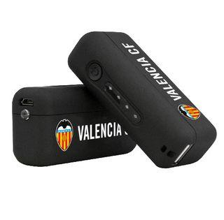 VALENCIA CF - Power bank VCF leds (carga y luz)