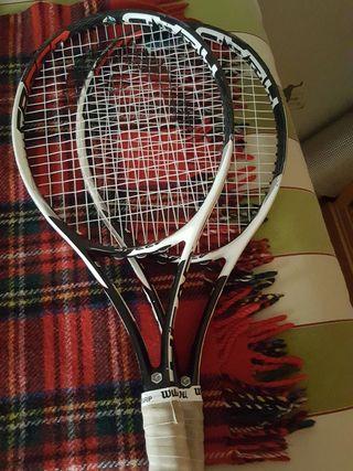 Lote de productos de tenis. Precios negociables.