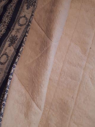 Funda de cama lana merino 90