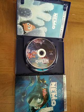 Película - Buscando a Nemo