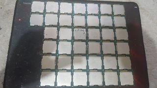Lote 36 procesadores socket 1155