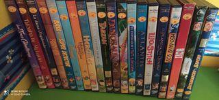 Peliculas de Disney/Pixar
