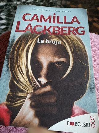 libro La bruja de Camila Lackberg
