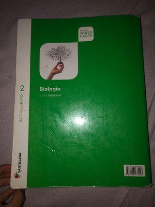 Biología 2nd Bachillerato