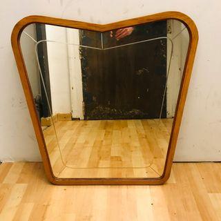 Espejo Vintage Grande cuadro de madera
