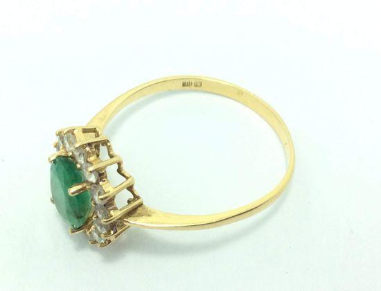 Anillo (Oro 18k Con Piedra) CC044_E463906_0