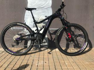 Bicicleta bh atom X