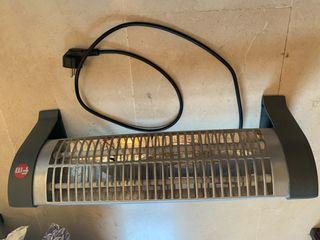 Estufa eléctrica 2 resistencias