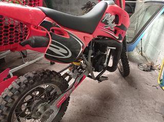 Rieju MX 50 infantil