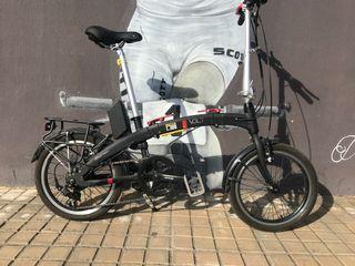 Bicicleta Bh bolt plegable