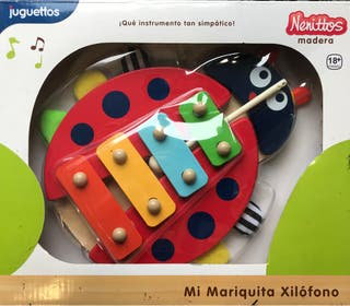 Xilófono musical música instrumento instrumentos