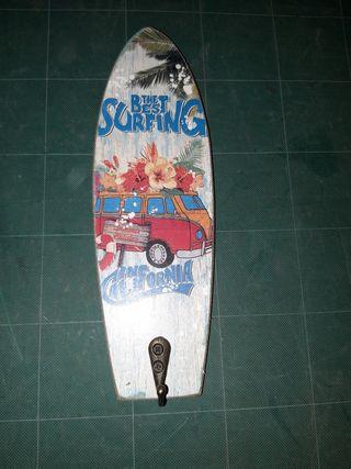 COLGADOR TABLA SURF