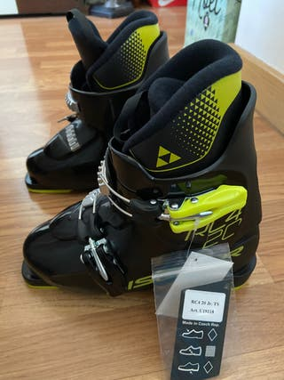 Botas de esquiar fisher rc4 20 jr nuevas