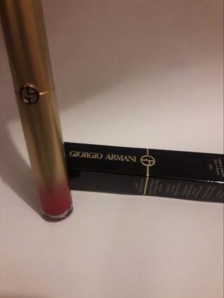 Lipstick Giorgio Armani, Lacôme, Yves Saint Lauren