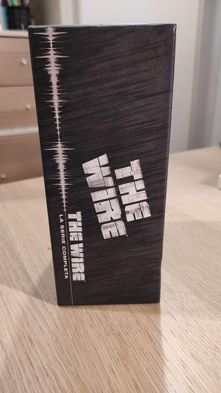 Serie completa The Wire - DVD