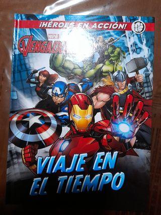 Libros de Marvel