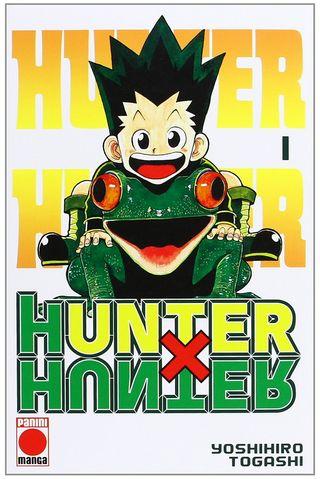 HunterXHunter Tomos 1-18