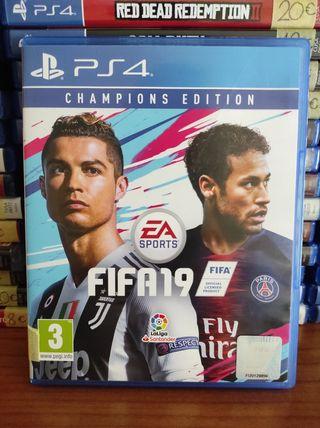 FIFA 19 PS4!!