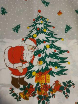 Mantel navideño