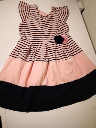 vestido talla 10 como nuevo