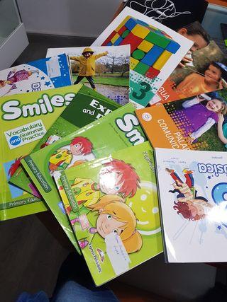 libros edebe de 3r de primaria